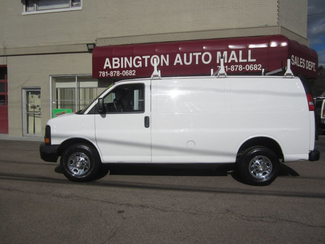 2014 Chevrolet Express 2500 2500 photo