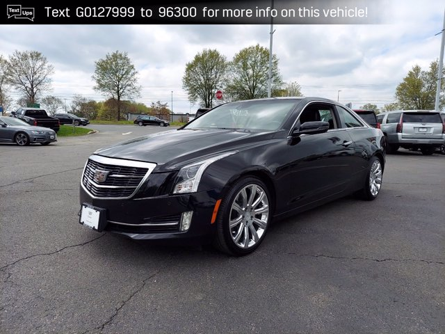Cadillac ATS Coupe Under 500 Dollars Down