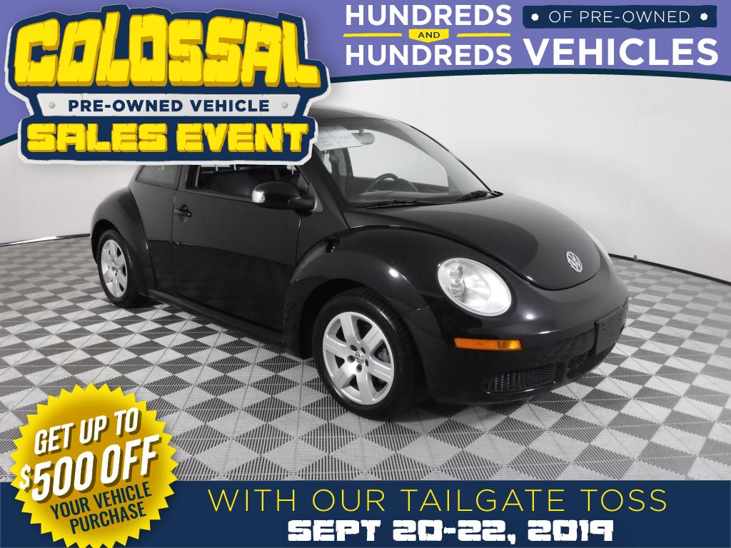 2007 Volkswagen New Beetle 2.5 PZEV photo