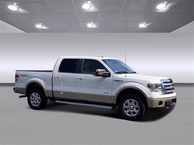 2014 Ford F-150 Platinum