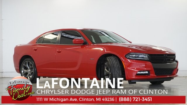 2015 Dodge Charger R/T photo