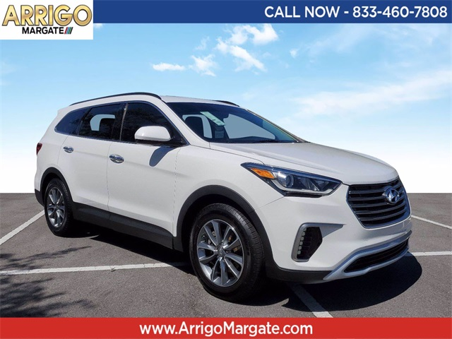 2017 Hyundai Santa Fe GLS photo