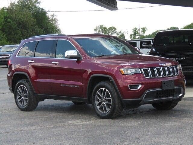 2019 Jeep Grand Cherokee Limited photo