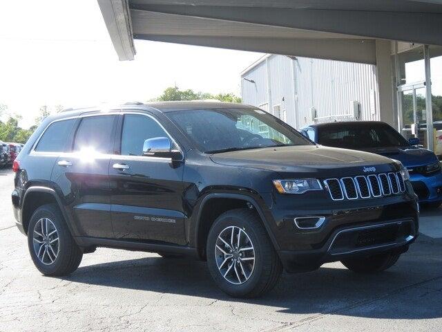 2021 Jeep Grand Cherokee Limited photo