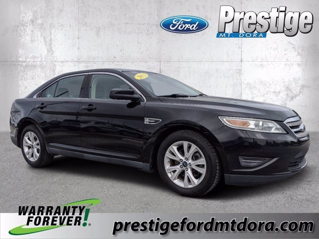 2012 Ford Taurus SEL photo
