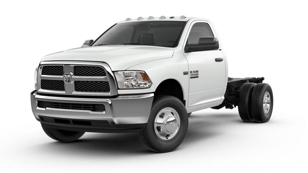 2018 RAM 3500 SLT photo