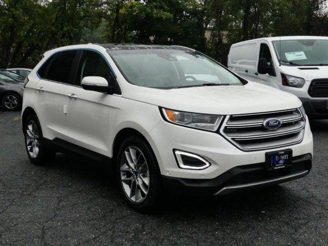 2018 Ford Edge Titanium photo