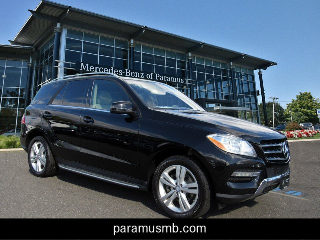 2014 Mercedes-Benz ML