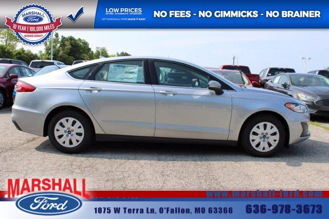 2020 Ford Fusion S photo