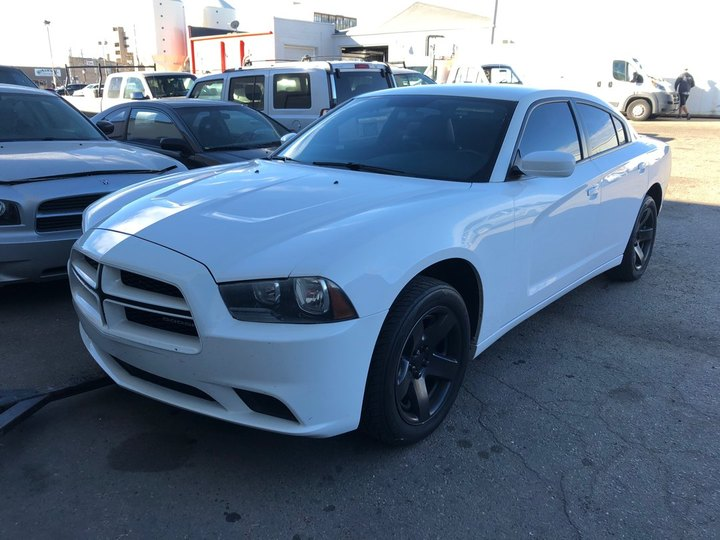 2011 Dodge Charger Police photo