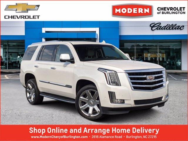 2018 Cadillac Escalade Luxury photo