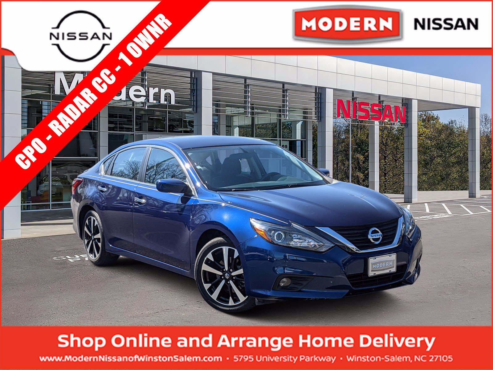 2018 Nissan Altima 2.5 photo