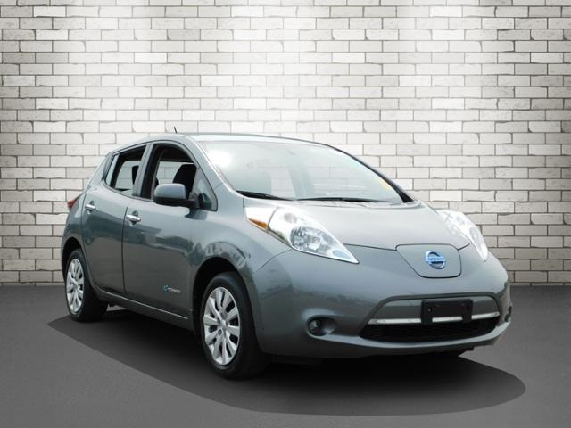 2015 Nissan LEAF SL photo
