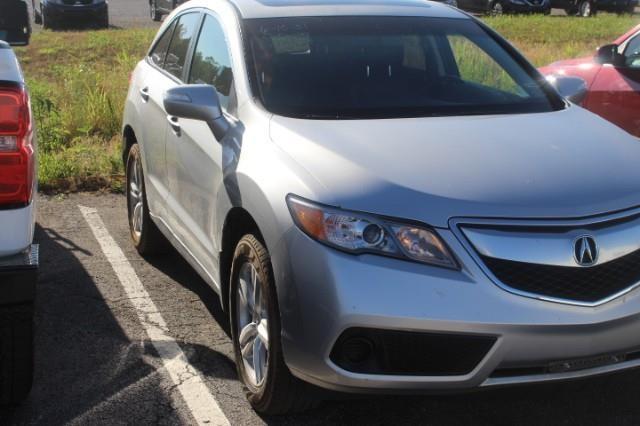 Acura RDX Under 500 Dollars Down