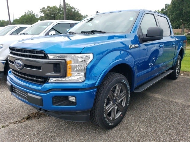 2020 Ford F-150 XLT photo