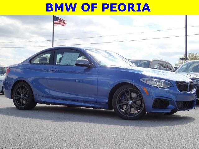 2016 Bmw Blue Blue 2016 Bmw Car For Sale In Peoria Il