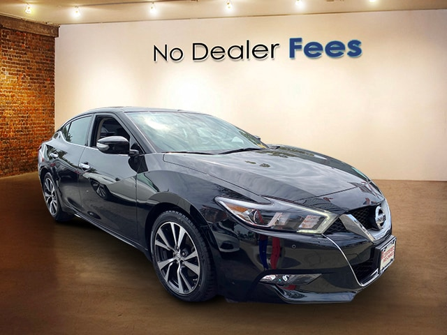 Nissan Maxima Under 500 Dollars Down