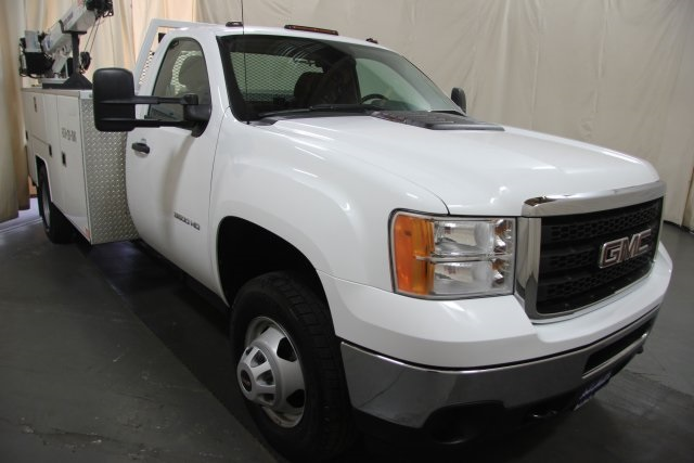 2013 GMC Sierra 3500HD for sale in Yakima