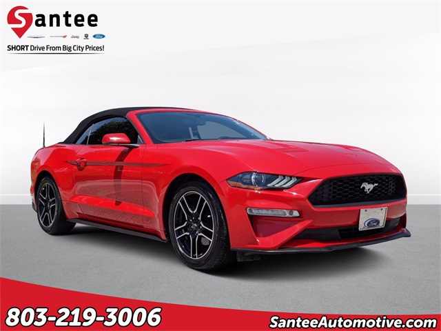 2018 Ford Mustang  photo