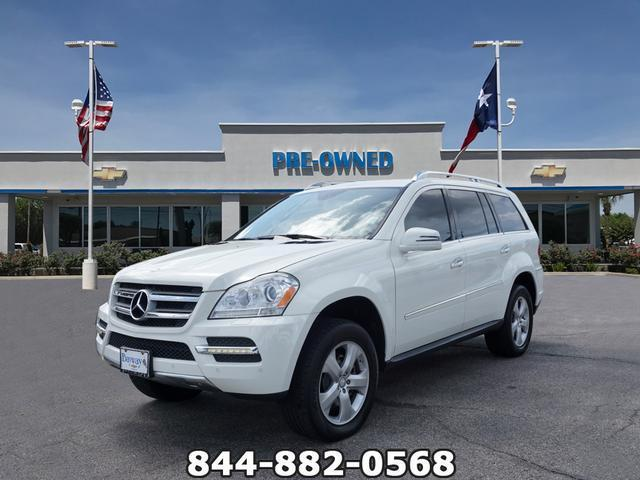 2012 Mercedes-Benz GL