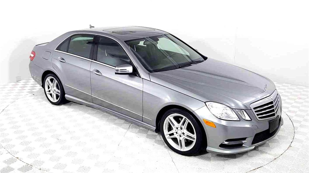 2013 Mercedes-Benz E E350 Luxury