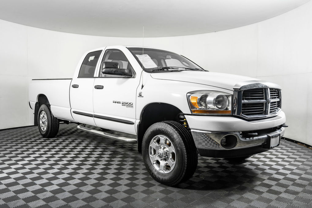 Dodge Ram 2500 Under 500 Dollars Down