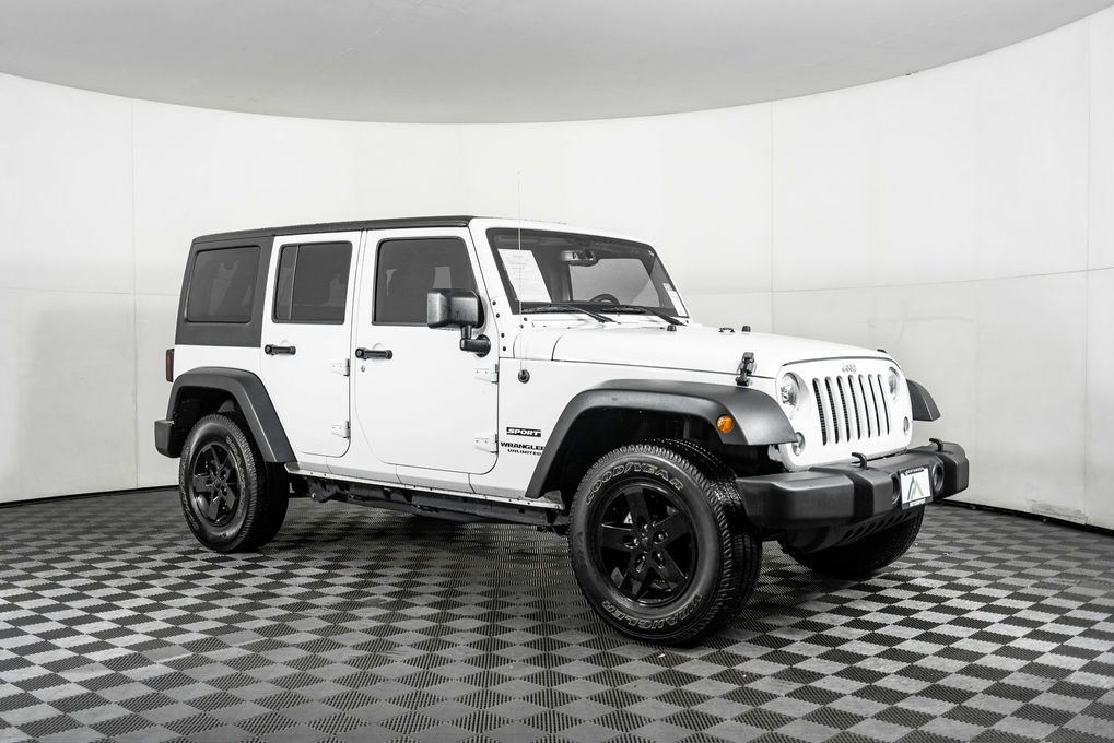 2017 Jeep Wrangler Unlimited Sport photo