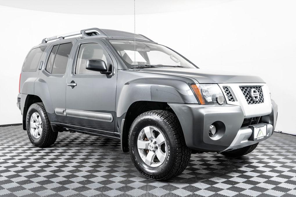 2013 Nissan Xterra