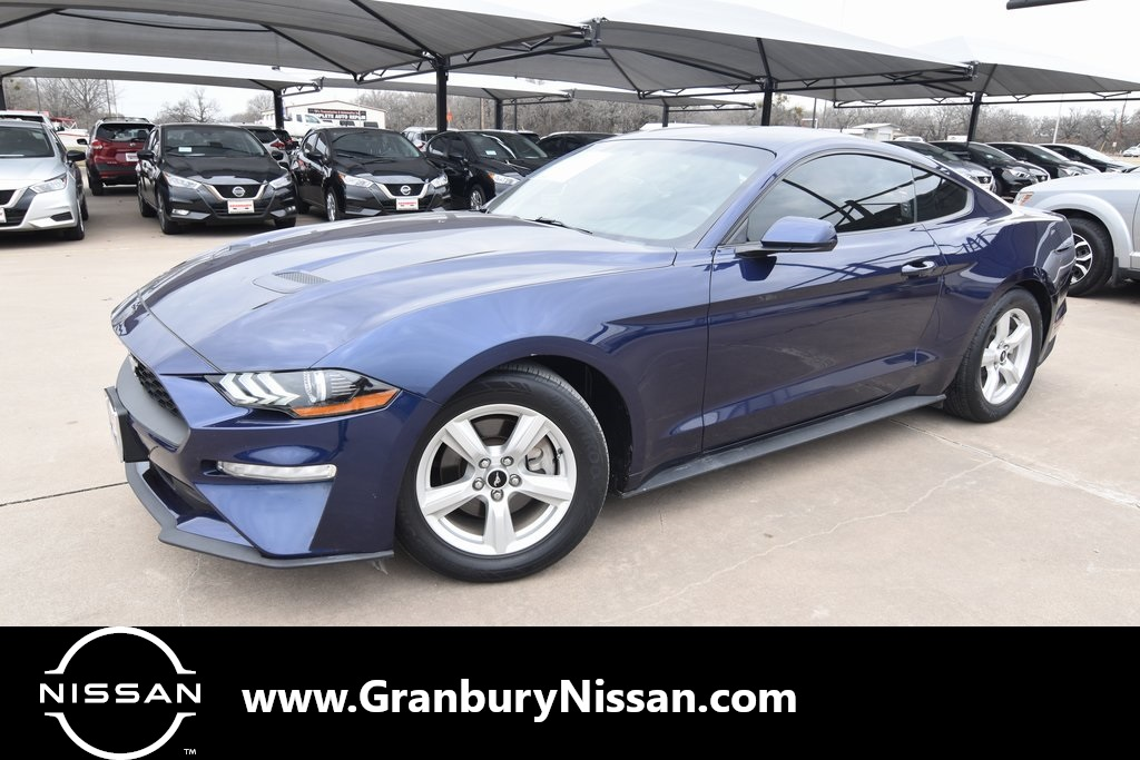 2018 Ford Mustang EcoBoost photo