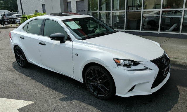 Lexus IS 250 Under 500 Dollars Down