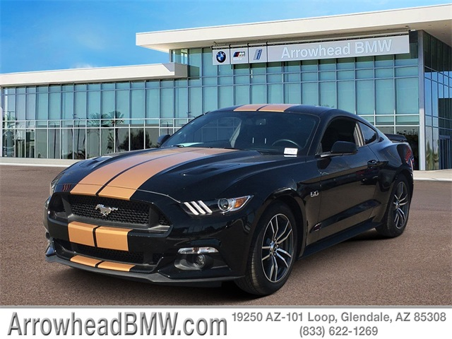 2016 Ford Mustang GT photo