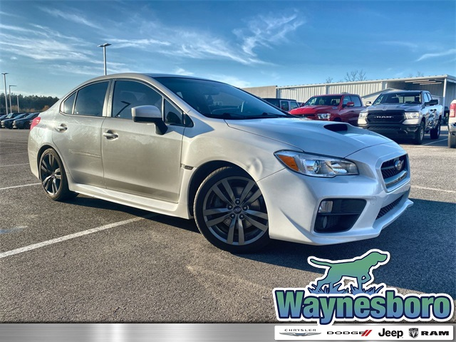 Subaru WRX Under 500 Dollars Down