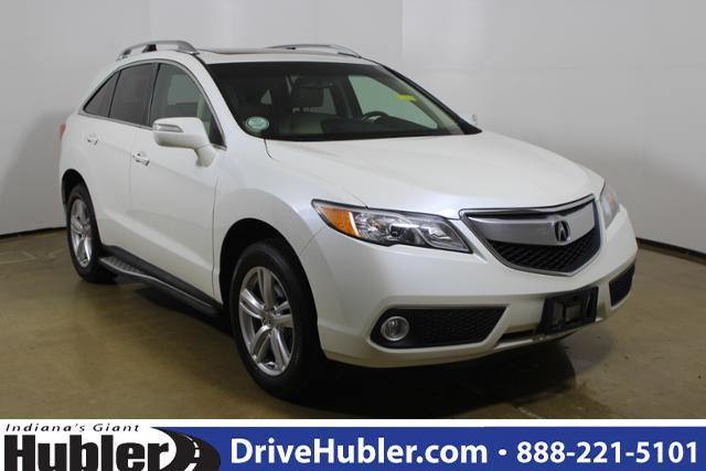 Used Acura RDX For Sale In Indianapolis IN US News World Report - Acura rdx fuel type