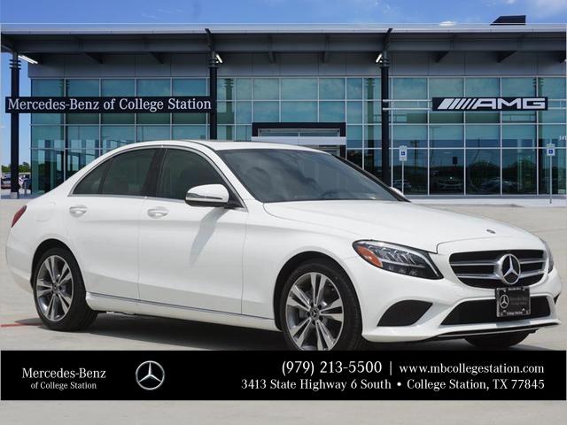 Mercedes benz c class 2019 55swf8db1ku295423 90435 827445827