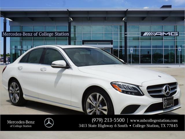 Mercedes benz c class 2019 55swf8db3ku297352 90435 977878035