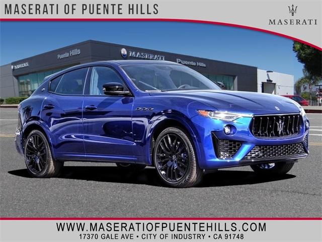 Thumbnail - 2021 Maserati Levante