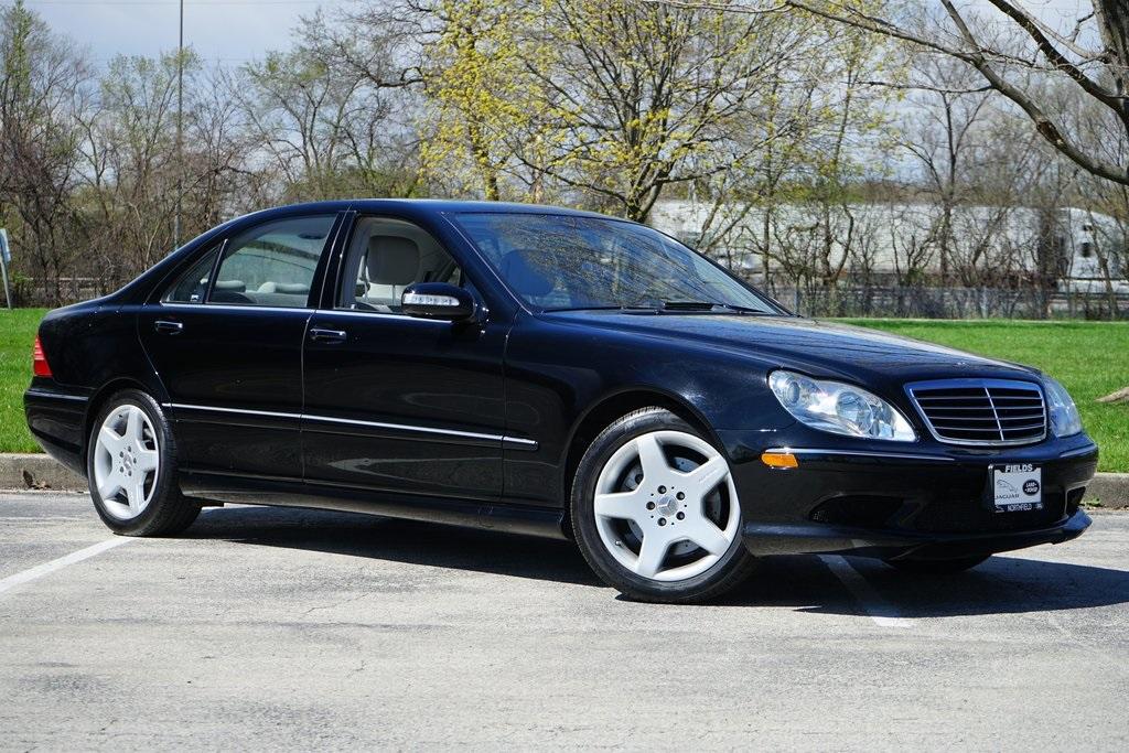 2005 Mercedes-Benz S