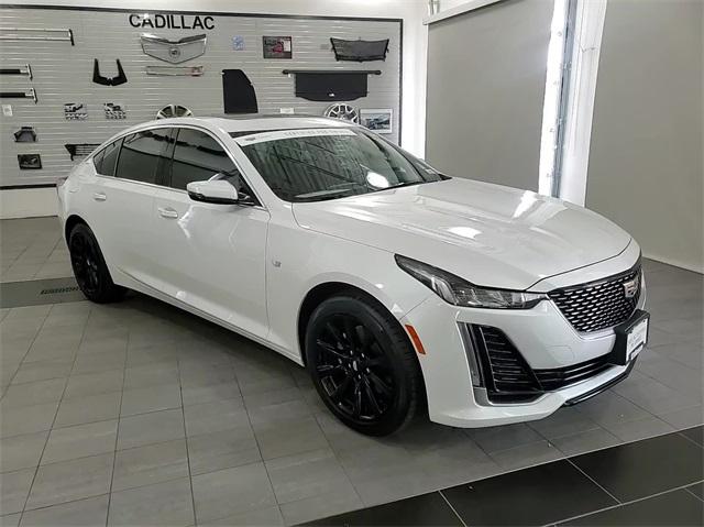 2021 Cadillac CT5  photo