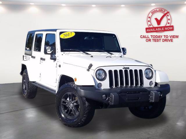 2017 Jeep Wrangler Unlimited Sahara photo
