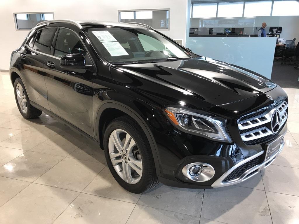 2019 Mercedes-Benz GLA