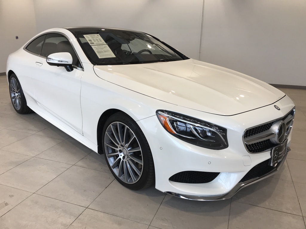 2016 Mercedes-Benz S