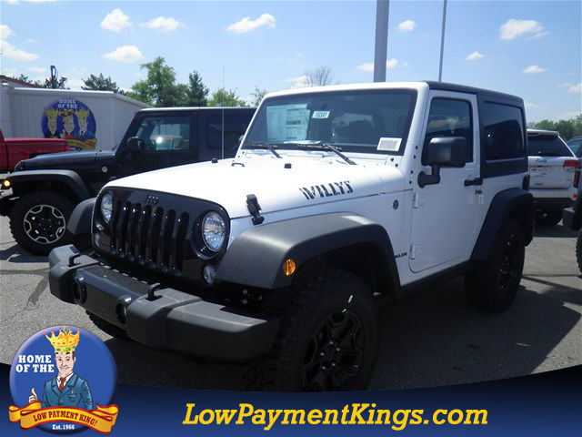 new and used white jeep wranglers for sale in ohio oh. Black Bedroom Furniture Sets. Home Design Ideas