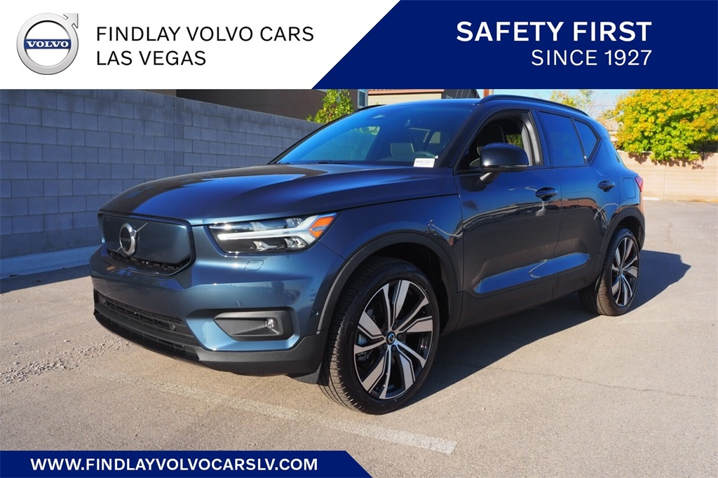 2022 Volvo XC40 Recharge Pure Electric