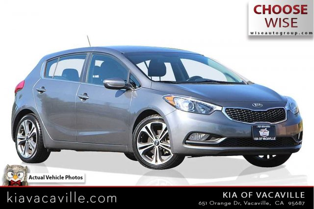 Kia Forte 5-Door Under 500 Dollars Down