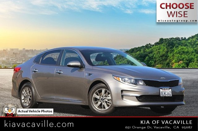 2018 Kia Optima LX 1.6T photo