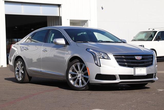 2018 Cadillac XTS 3.6L V6 photo