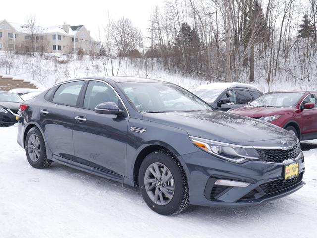 2020 Kia Optima  photo