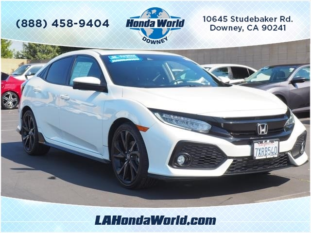 Honda Civic Hatchback Under 500 Dollars Down