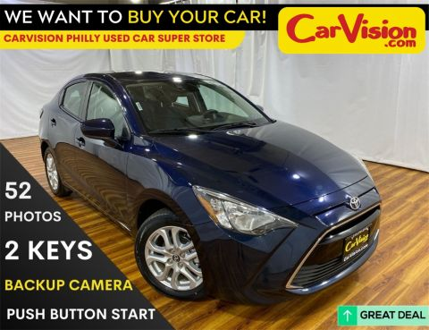 Toyota Yaris iA Under 500 Dollars Down
