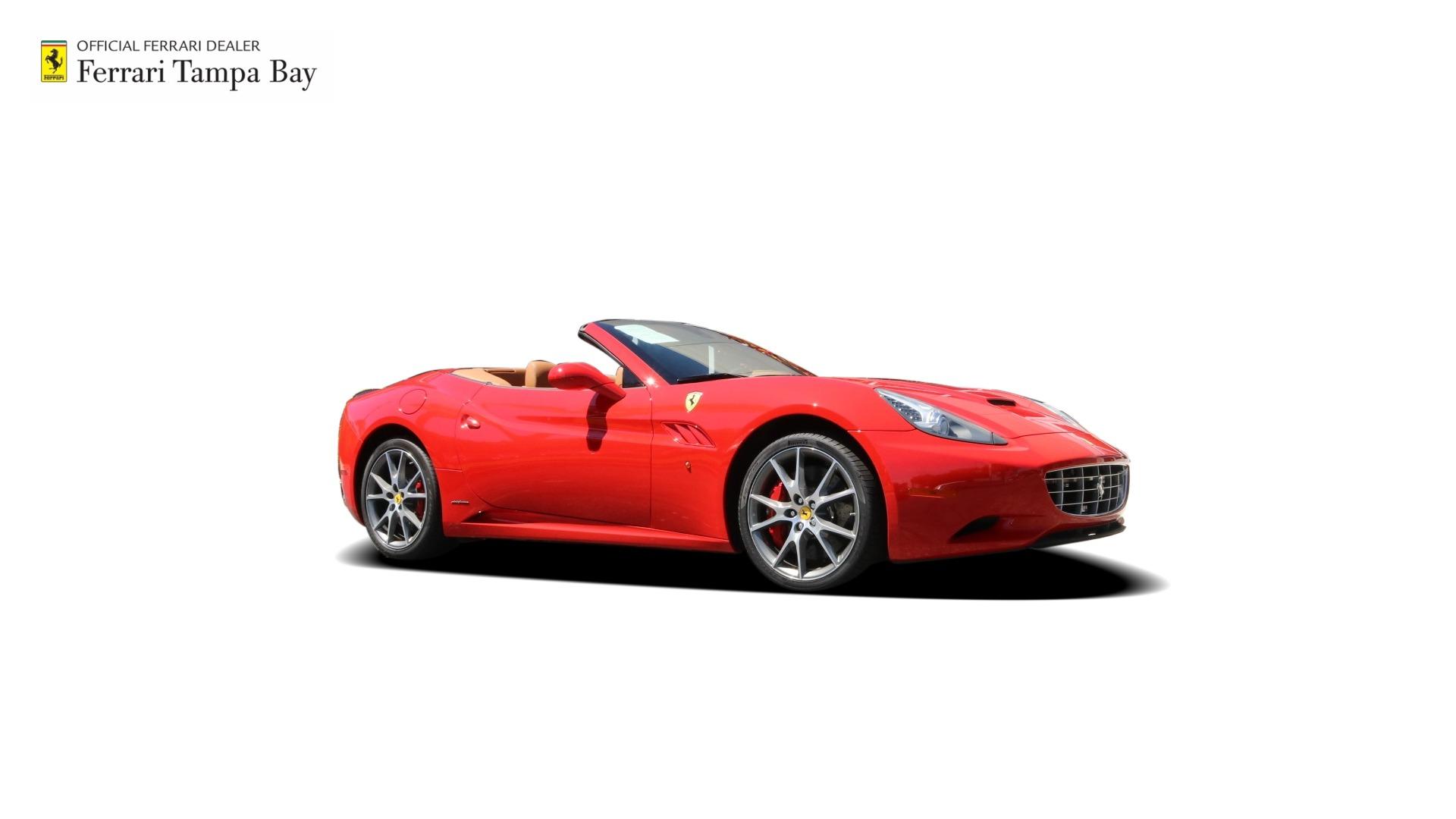 Used Ferrari California For Sale With Photos U S News World Report